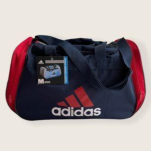 Adidas Unisex Duffel Sport Weekender Bag Gym